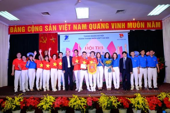 Hội thi Tuổi trẻ VNPT Hà Nội học tập và làm theo tư tưởng, đạo đức và phong cách Hồ Chí Minh năm 2019