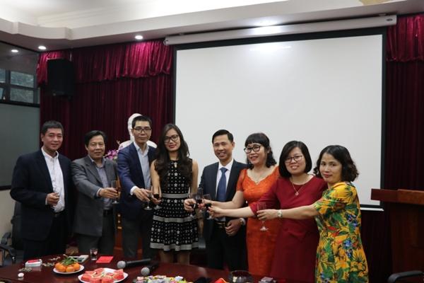 Công ty Cổ phần HACISCO gặp mặt đầu xuân Kỷ Hợi 2019
